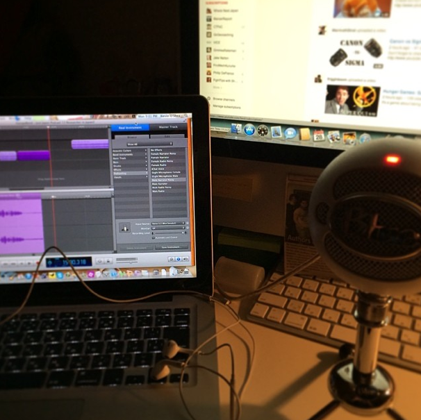 Podcasting is an awesome hobby that anyone can do!